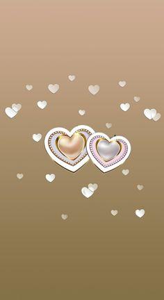 Pearl Wallpaper, Phone Background Wallpaper, Heart Iphone Wallpaper, Cream Wallpaper, Purple Wallpaper, Lock Screen Wallpaper, Phone Backgrounds, Beautiful Wallpapers For Iphone, Most Beautiful Wallpaper