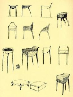 121 best design sketching chair sofa images arredamento chairs rh pinterest com