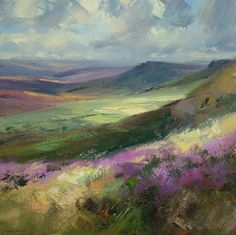 rex-preston-august-moorland-beautiful-paintings - https://i.pinimg.com/originals/8e/b1/b9/8eb1b9022b7a496bc9dc3548531d1923.jpg