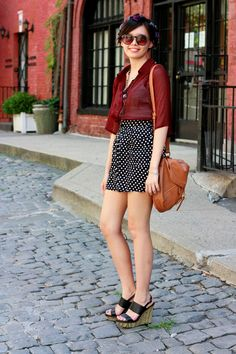 """Street style: """"Girly but casual, and always comfortable. Turbans, Greenwich Village, Headbands, Braids, Girly, Street Style, Style Inspiration, My Style, Casual"""
