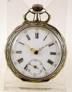 Reloj lepine CYLINDRE Francia c.1880