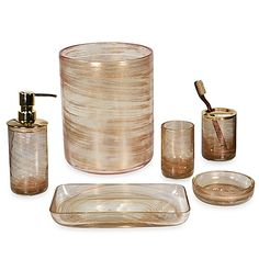 Spa Bamboo Bath Accessory Collection Ping The Best Prices On Bathroom Sets Home Accessories Pinterest
