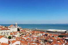 40 in Lisbon! Auch!