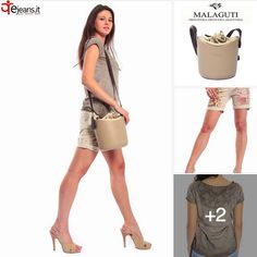 Maryley shorts and o'bags Shorts, Polyvore, Bags, Fashion, Handbags, Moda, Fashion Styles, Fashion Illustrations, Bag