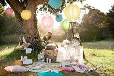 Tiara Living: Muistikirja: kesän puutarhajuhlat