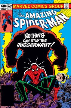Madame Web sees visions that she will be attacked by a large figure which just happens to be The Juggernaut. So she contacts Spider-man to defend her by stopping the unstoppable Juggernaut. Black Tom Cassidy wants Madame Web to join him and Juggernaut in order to be able to predict X-men...