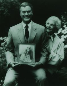 Image detail for -Larry Hagman with his Mother, Mary Martin