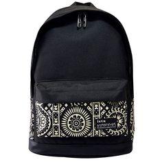 1681e316667 Brand Korean Canvas Graffiti Printing Backpack Women School Bags for Teenage  Girls Rucksack Vintage Laptop Backpacks Female