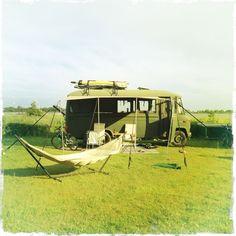 MB O309D #camper #mercedes #surfsup
