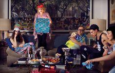 Nargis Magazine by FREDERIC ARANDA Lily Pulitzer, Magazine, Adventure, Sweet, Dresses, Christmas, Fashion, Candy, Vestidos