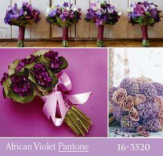 Colores de boda 2013 - African Violet