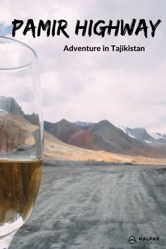 Pamir Highway is one of the most epic adventure journeys around the world! Located in Central Asia, you travel from Dushanbe, Tajikistan to Osh, Kyrgyzstan Travel Around The World, Around The Worlds, Central Asia, New Adventures, Asia Travel, Travel Photos, Cheers, Traveling By Yourself, Cool Photos