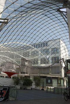 Bosch Areal Grid Shell, Stuttgart, Germany