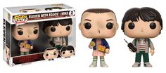 Funko POP! Television Stranger Things ELEVEN with EGGOS / MIKE 2-PACK