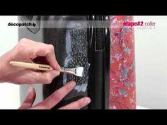 Decopatch - maleta - YouTube