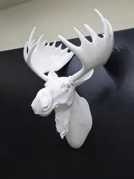 paper mache animal heads - Google Search