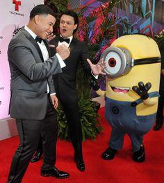 Daddy Yankee in La Voz Kids Finale At Universal Orlando