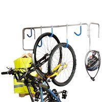 Fietsendrager voor 5 fietsen bij Schäfer-Shop, de totaalinrichter voor kantoorbenodigdheden, kantoormeubilair, werkplaats- en magazijninrichting.