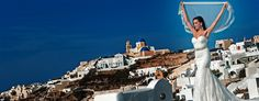 Santorini wedding packages,low cost prices for wedding packages Wedding Services, Low Cost Wedding, Santorini Wedding, Statue Of Liberty, Places To Visit, Fair Grounds, Packaging, Fun, Travel