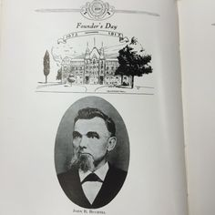 Founder's Day Reverence-The TEL-BUCH Yearbook 1917