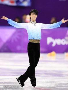 Yuzu Pyeongchang SP