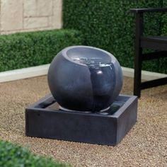 1000 id es sur le th me fontaine en pierre sur pinterest fontaines de jardin fontaines eau. Black Bedroom Furniture Sets. Home Design Ideas