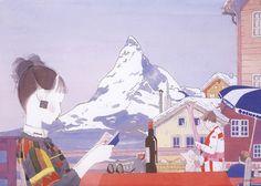 Illustrations by Seiichi Hayashi.