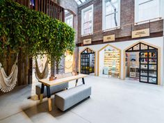 Retail Experience, Immersive Experience, School Design, Pop Up, Metal Working, Craftsman, Yard, Patio, Mansions