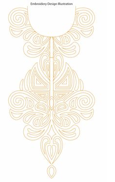 Hand embroidery designs for kurtis neck - Simple Craft Ideas Tambour Embroidery, Embroidery Needles, Ribbon Embroidery, Embroidery Applique, Cross Stitch Embroidery, Tambour Beading, Embroidery Neck Designs, Hand Embroidery Patterns, Sewing Patterns