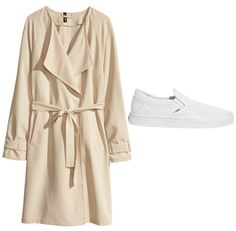 How to Wear a Trench Coat  #InStyle