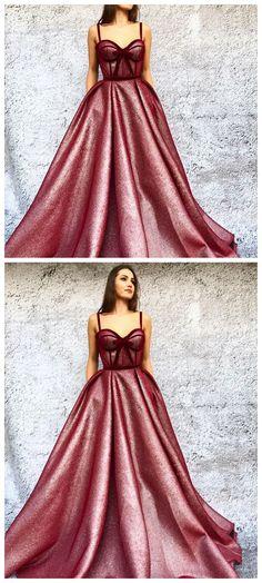 Graduation Dresses,organza Quinceanera Dress, Party Dresses, Sexy Graduation Dress,Ball Gown wine red Prom Gowns H01479 #promdress #promdresses #promgown #long #prom #modestpromdress #newpromdress