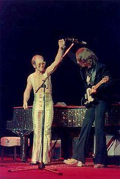 John Lennon and Elton John rock Madison Square Garden 40 years ago | Maxine Nelson - Tampa Classic Rock Examiner