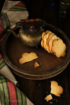 Galletas de Mantequilla by Frabisa, via Flickr