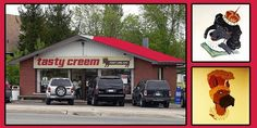 Miss you, tasty creem! Huntsville Ontario, Good Times, Canada, Tasty, Outdoor, Outdoors, The Great Outdoors