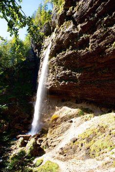 Peričnik Waterfall | Slovenia