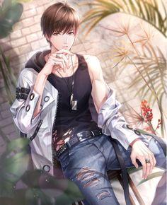 27 Anime Boys Pictures - Anime New Photos Anime Sexy, Hot Anime Boy, Anime Sensual, Cool Anime Guys, Handsome Anime Guys, Manga Anime, Manga Boy, Manga Cute, Cosplay Anime