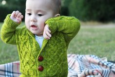 Ravelry: Gramps Cardigan by Kate Oates