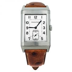 """Montre Jaeger Lecoultre, """"Reverso Duoface Night & Day""""."""