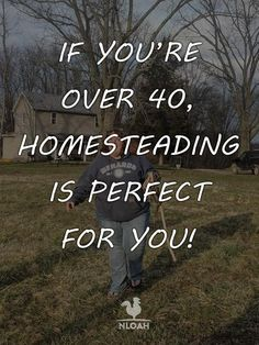 homesteading over 40 pinterest