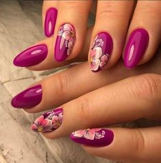 The favorite nail art for every woman 2017 | style you 7