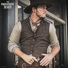 """"""" Here's a new image from ' The Magnificent Seven' (2016) """""""
