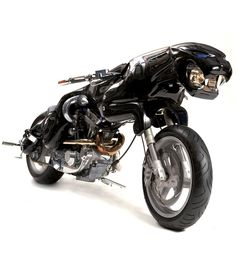 One cool cat of a bike! http://www.m-cycles.com/concepts/concept01.php