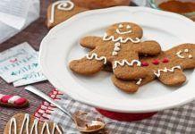 Sablés épicés légers de Noël WW Cheesecake Leger, Cookies Et Biscuits, Crepes, Gingerbread Cookies, Sauce Tomate, Pizza, Deco, Simple, Cooking Recipes