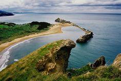 Nueva Zelanda, Castlepoint
