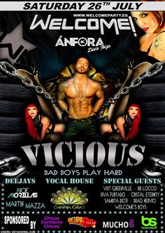 Cartel fiesta Welcome! Vicious
