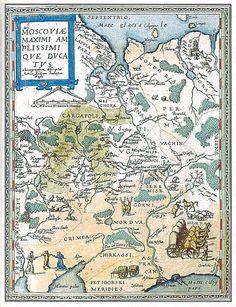 Muscovy Company - Wikipedia, the free encyclopedia