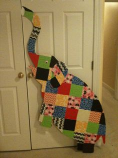Elmer the Elephant Growth Chart