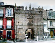 Lugo Vivero -Puerta de Carlos V.