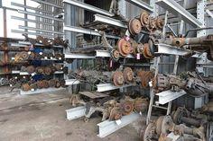 Cantilever Racks, Reuse, Repurposed, Innovation, Scrap, Diy Projects, Construction, Steel, Storage