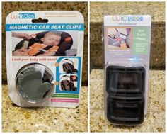 Getting Kids Buckled in Their Car Seats is Much Easier with the LulaClips & LulaBloc!